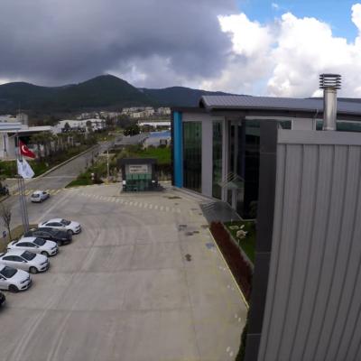 Akzonobel 'in İzmir'deki Üretim Tesisine Otomotiv Boyaları Alanında Önemli Sertifika