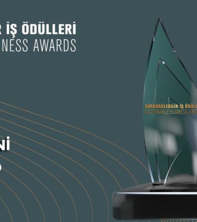 Sürdürülebilir İş Ödüllerinin Finali Online Olarak Yapılacak