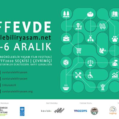 Sürdürülebilir Yaşam Film Festivali 2020 Seçkisi Çevrimiçi Olacak