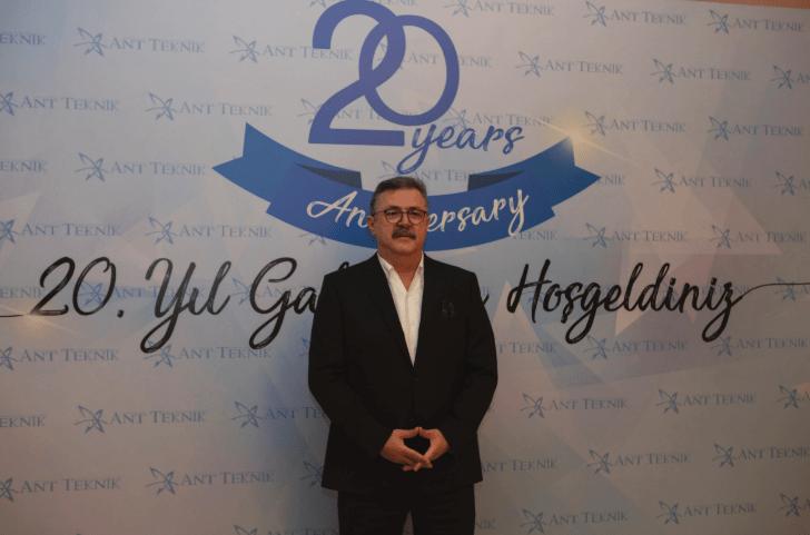 Ant Teknik Yönetim Kurulu Başkanı M. Gürhan Uluğoğulları ile Söyleşi