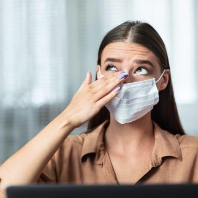 """Pandemide """"Göz Migreni"""" Şikayetleri Artıyor"""