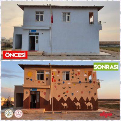 Hijyenik Okullar için DYO'dan Tam Destek