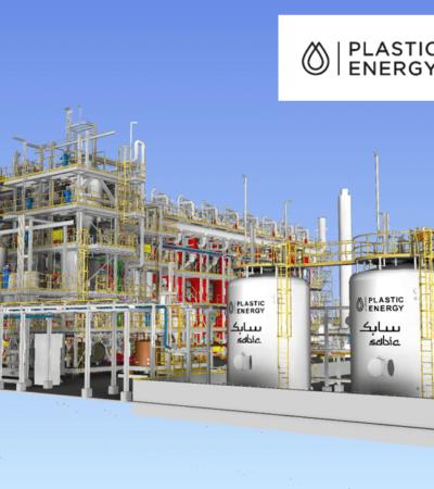 SABIC ve Plastic Energy İş Birliği
