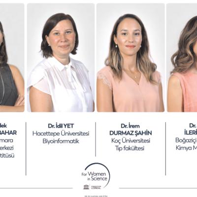 """L'Oréal Türkiye'nin """"Bilim Kadınları için"""" Programına Başvurular Devam Ediyor"""