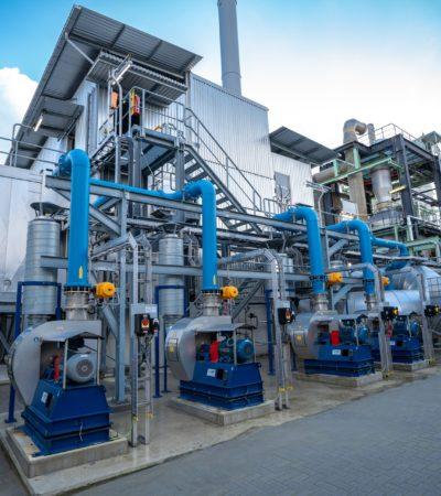 LANXESS, Antwerp'te Nitröz Oksit Azaltma Tesisinin Açılışını Yaptı