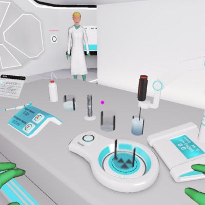 Sanal Laboratuvarlarda Gerçek Deneyler Yapılacak
