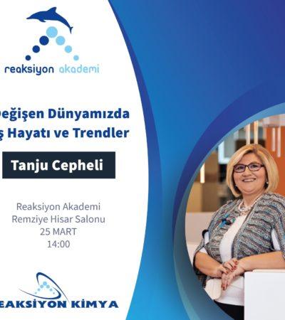 """""""Reaksiyon Akademi Perşembe Buluşmaları""""nın İlk Semineri 25 Mart'ta Düzenlenecek"""