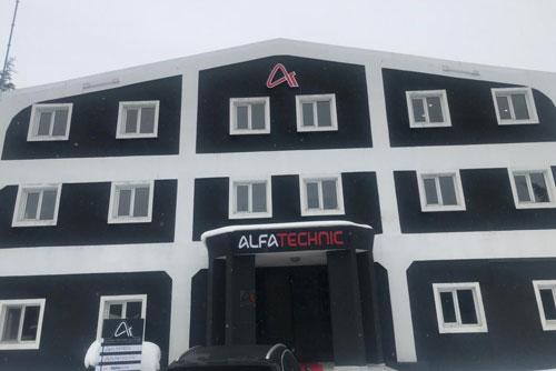 Alfatech Grup, Tuzla'daki Yeni Fabrikasına Taşındı