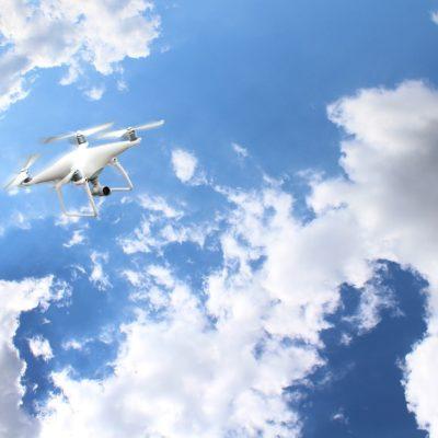 TUSAŞ İnsansız Uçak Çalışması Gerçekleştiriyor