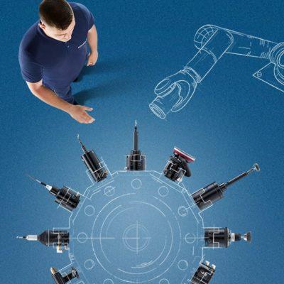 Robotik Tesviye Ekipmanlarında Yüksek Kalite ve Esneklik