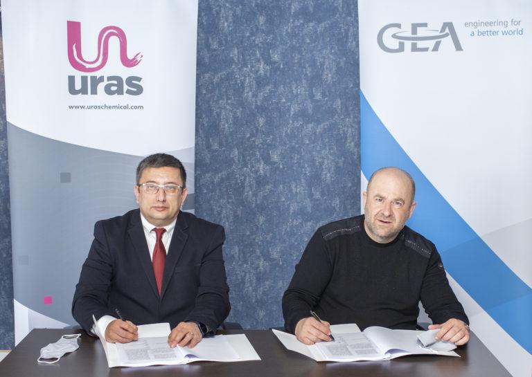 Uras Holding, Toz Polimer Üretim Tesisi Yatırımı Gerçekleştiriyor