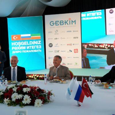 Tataristan Cumhurbaşkanı'ndan Türkiye'ye Yatırım Sözü