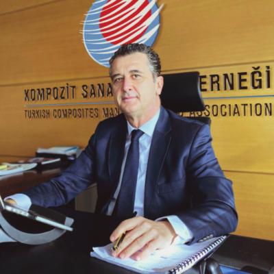 Kompozit Sanayicileri Derneği Yönetim Kurulu Başkanı Barış Pakiş ile Kompozit Sektörüne Dair Söyleşi