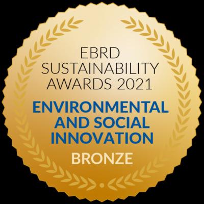 Sapro Sürdürülebilir Çevre Ödülünü Almaya Hak Kazandı