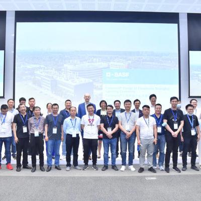 BASF, Şanghay'da Yeni Catamold® Mükemmellik Merkezi Laboratuvarını Açtı