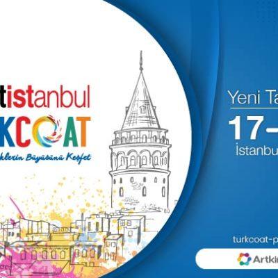 """Boya ve Kaplama Sektörünün Lider Fuarı """"paintistanbul & Turkcoat 2022"""""""