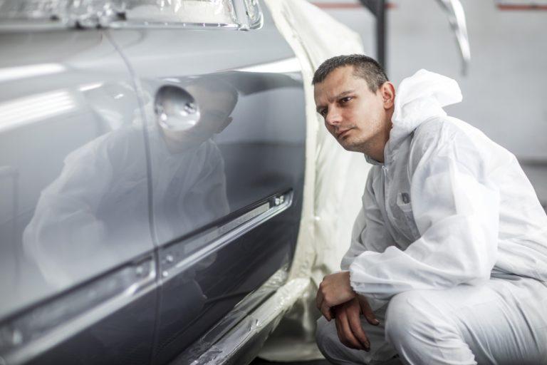Covestro Otomotiv Tamir Boya Endüstrisini Geliştiriyor