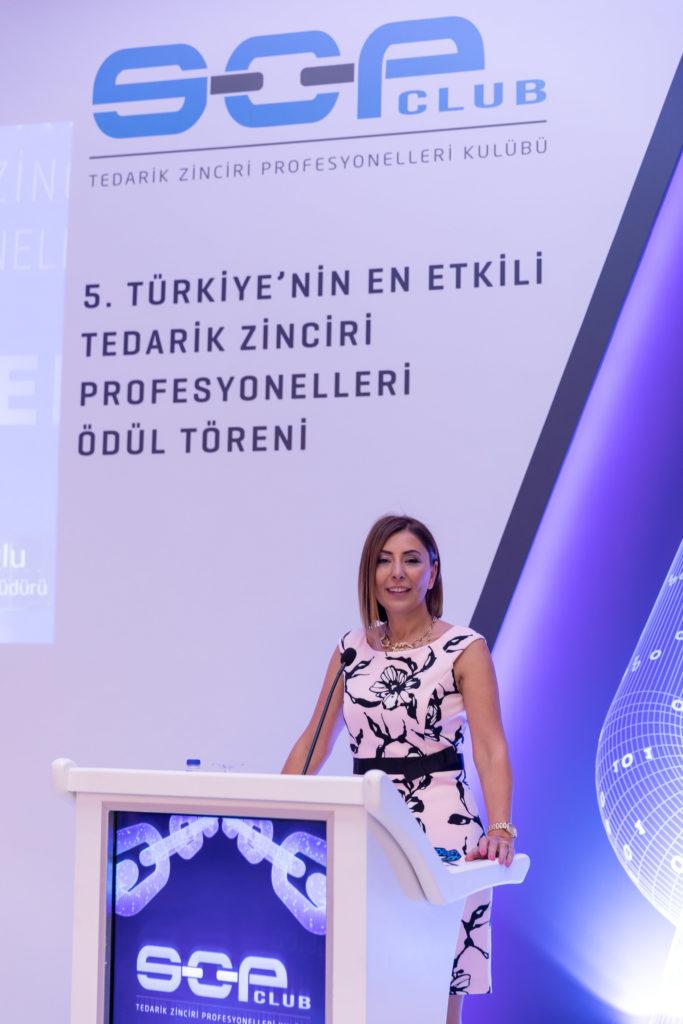 Slimstock Türkiye Genel Müdürü Songül Sezer